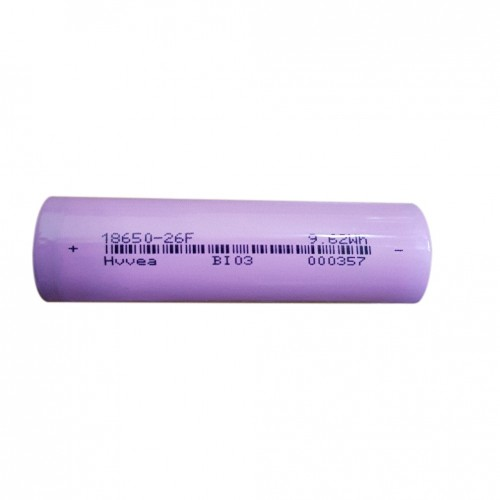Аккумулятор li-ion Hvvea 18650/26F фото