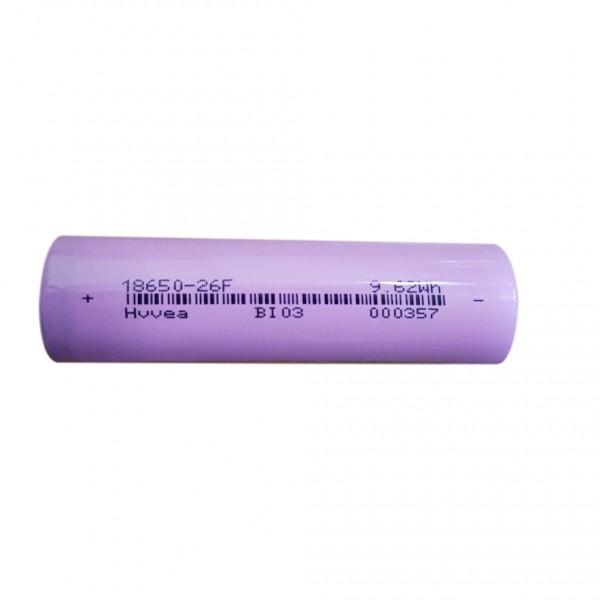 Аккумулятор Hvvea Li-ion 18650 / 26F
