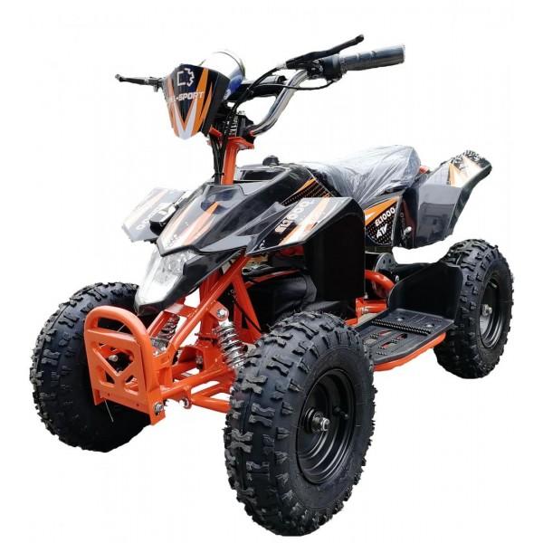 Электроквадроцикл El-Sport Teenager mini 800W (12Ah / 36V) фото