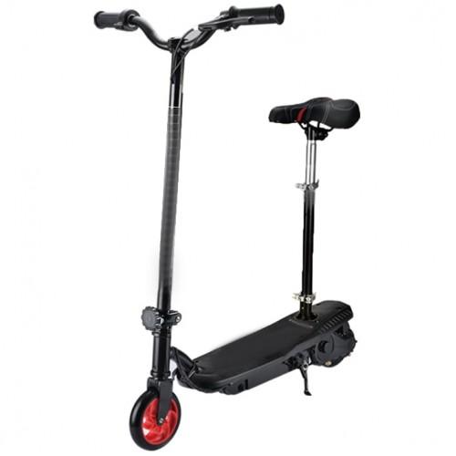 Электросамокат El-sport scooter CD11A-S 120W SLA 24V/4,5Ah (с сиденьем) фото