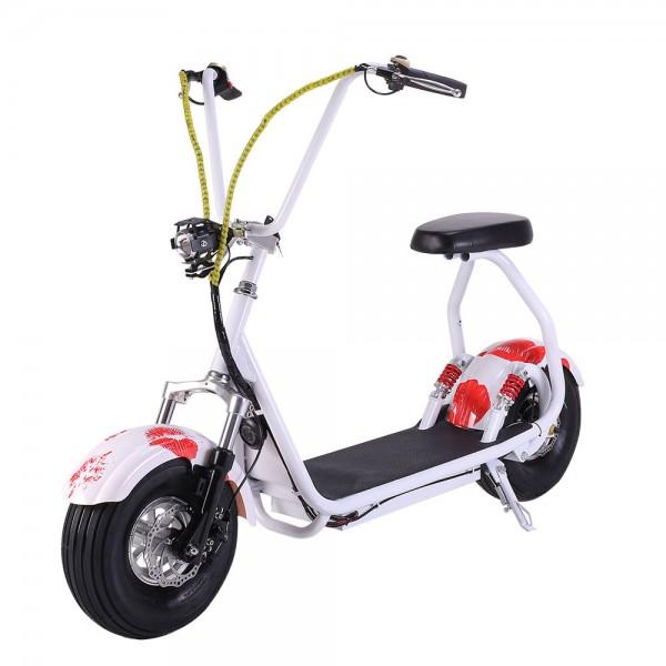 Электроскутер EL-Sport Mini Citycoco 800W фото