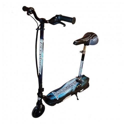 Электросамокат El-sport scooter CD10A-S 120W SLA 24V/4,5Ah (с сиденьем) фото
