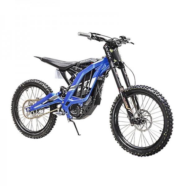 Электромотоцикл SuR Ron X 6000 W (60V/32Ah) фото