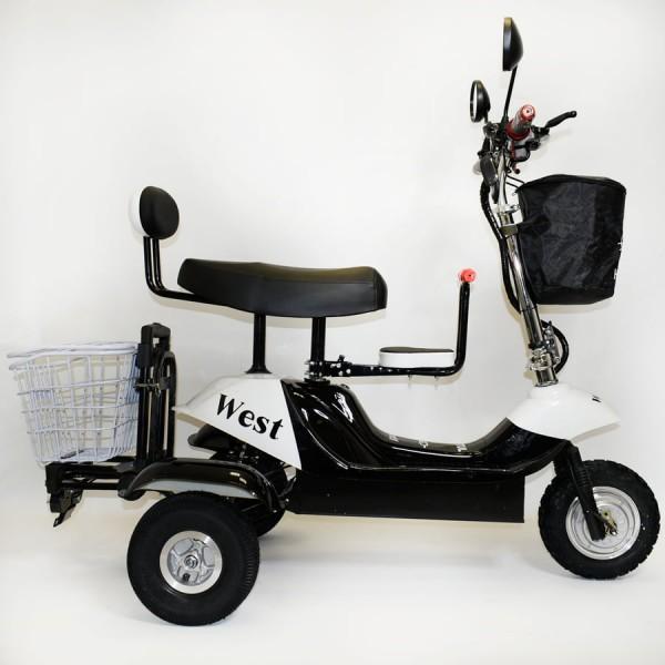 Трицикл EL-Sport SF8 Maxi 500W фото