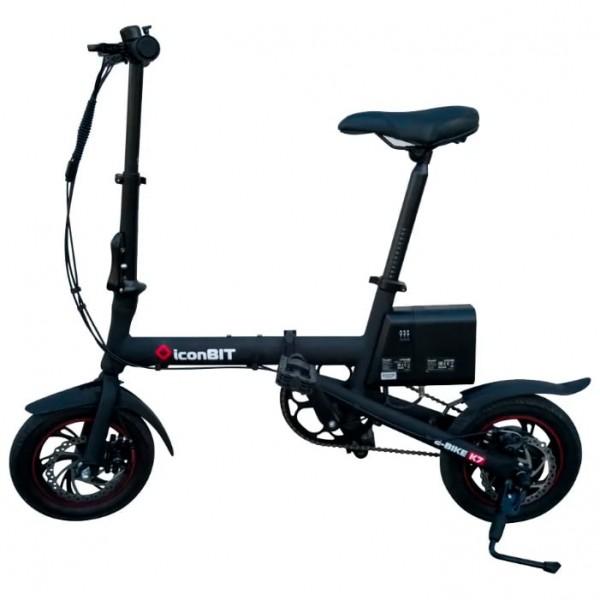 Электровелосипед Iconbit K7 240W (36V/6Ah) фото