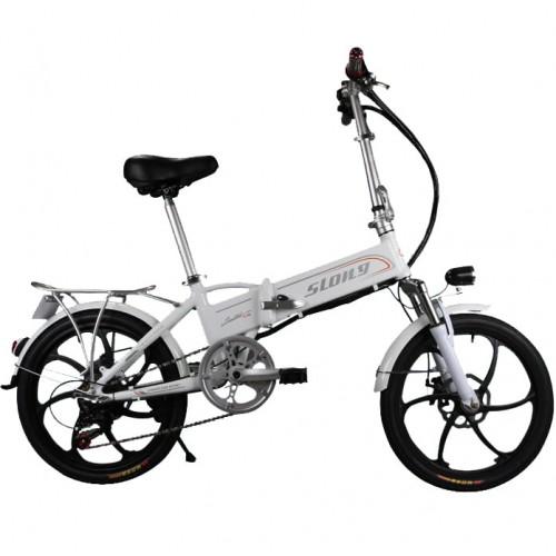 Электровелосипед SLONY (Leikerandi) 48V/10Ah фото