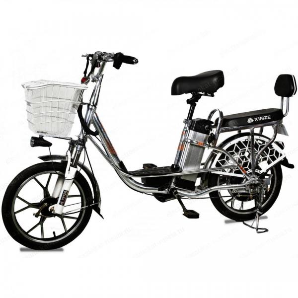 Электровелосипед Xinze V8 (Minako 2) 300W 60V/12Ah  фото