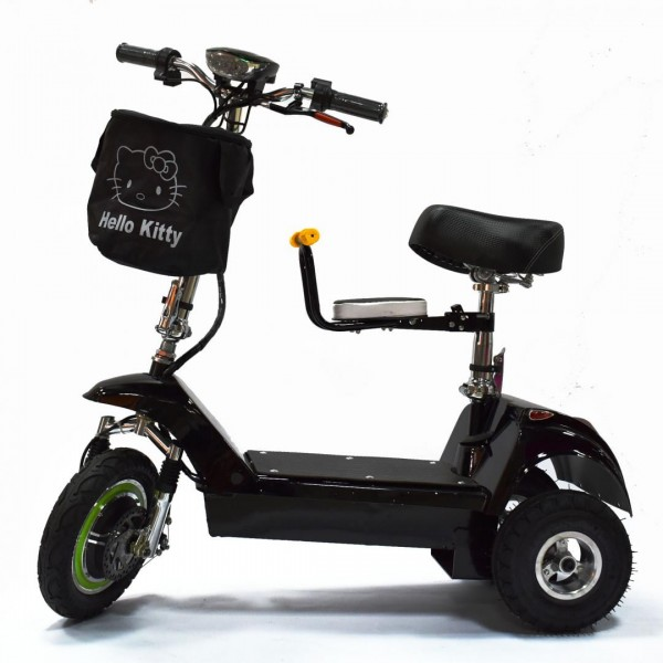 Электро скутер El-Sport SF8 48V / 10Ah (литиевая батарея) фото
