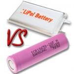 Что лучше, литий-ионный или литий-полимерный аккумулятор?