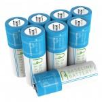 Как устроены литиевые аккумуляторы?