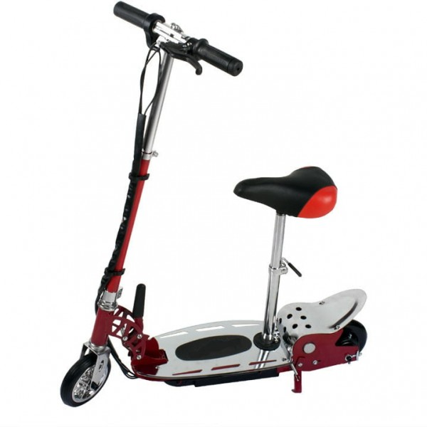 Электросамокат E-Scooter CD-08s фото