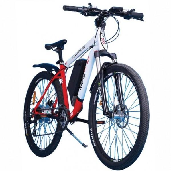 Электровелосипед Elbike Rapid фото