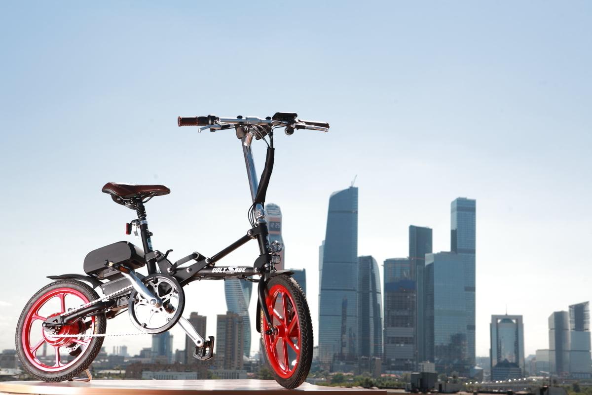 Электровелосипед Волт Аге СМАРТ-Л фото