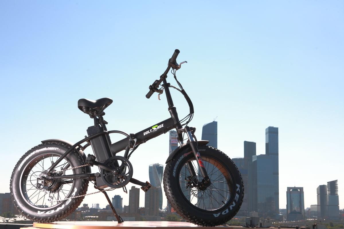 Электровелосипед Волт Аге СПИРИТ-Ф фото