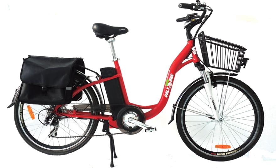 Электровелосипед Волт Аге ЦИТY-ГО фото