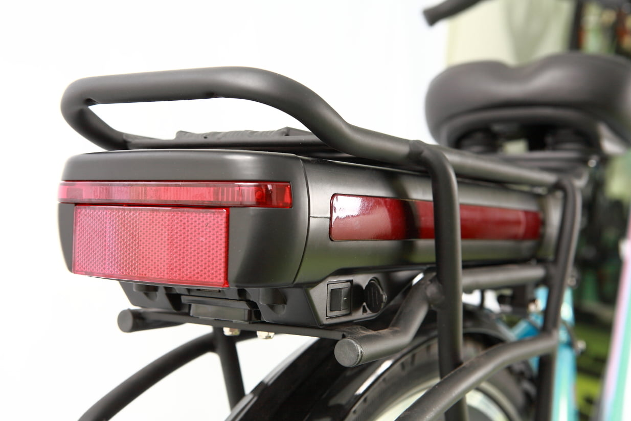 Электровелосипед Волт Аге ЕАСY-ГО фото