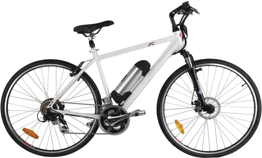 Электровелосипед Омакс Треккинг пуре 250W фото