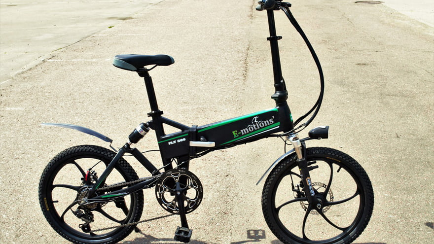 Электровелосипед Е-мотионс Флы Неw Премиум фото