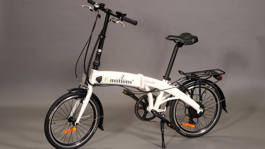 Электровелосипед Е-мотионс ЦитыЦhиц фото