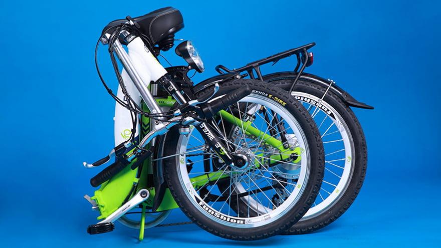 Электровелосипед Елбике Галант ВИП фото