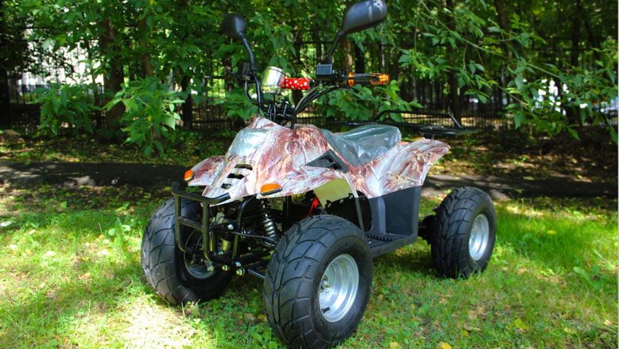Электроквадроцикл Мытоы 750Е дифференциал фото