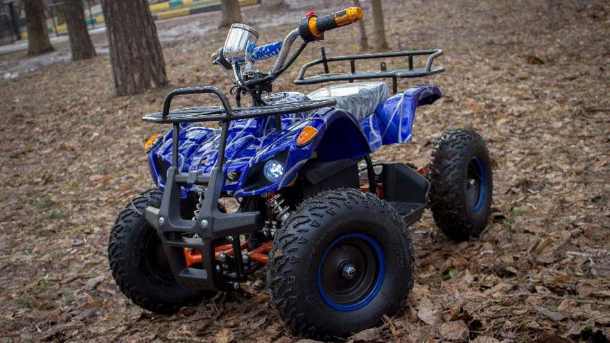 Электроквадроцикл Мытоы 500Д фото