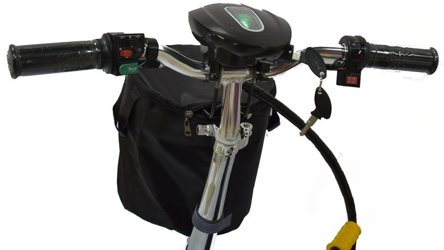 Электросамокат -трицикл ЕЛ-Спорт СФ8 Плус 48В|10Аh  фото