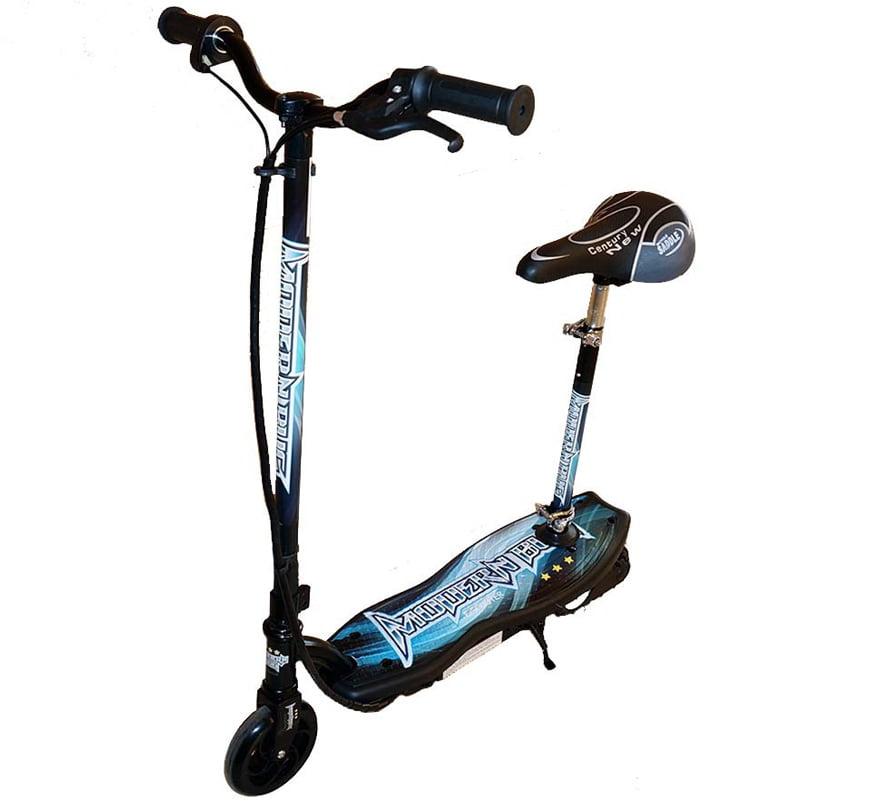 Ел-спорт сцоотер ЦД10-С 120W 24В/4,5Аh СЛА (с сиденьем) фото