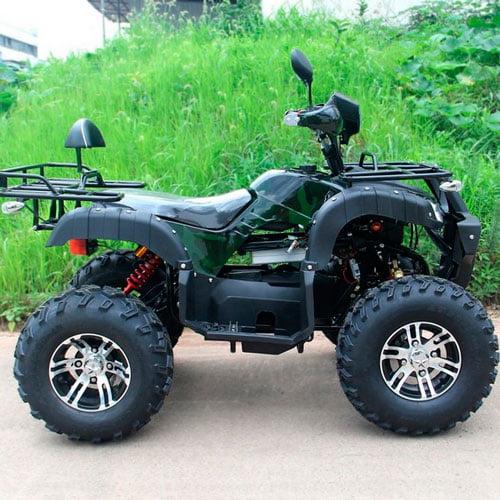 Электрический квадроцикл Сhерhан 2000 фото