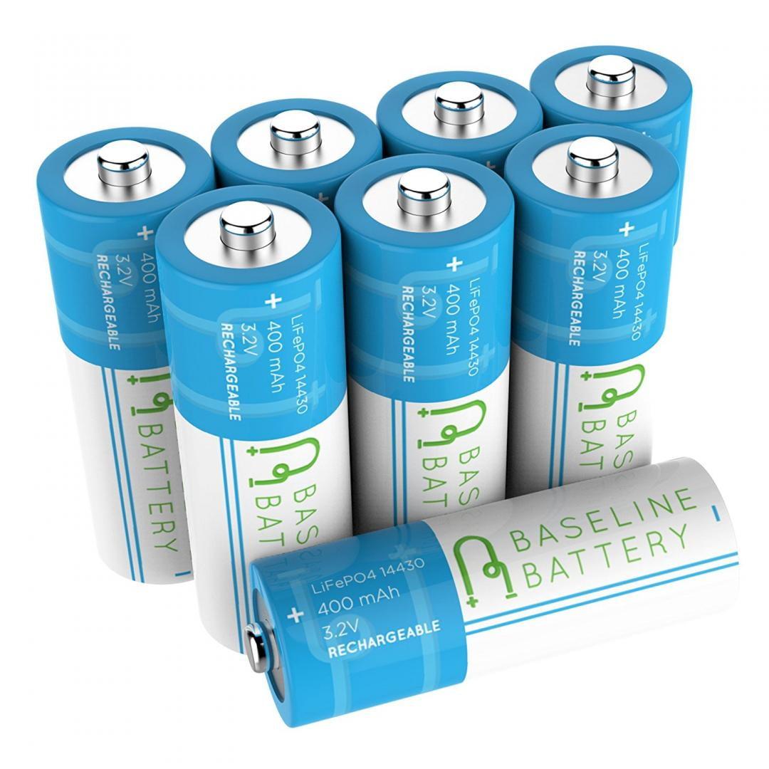 LiFePO4 батареи фото