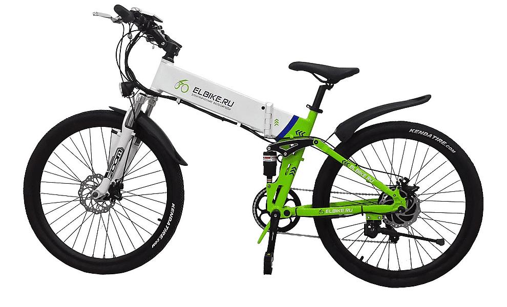 Электровелосипед El-Bike фото