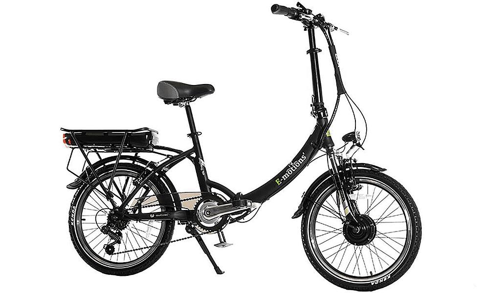 Электровелосипед E-motions фото