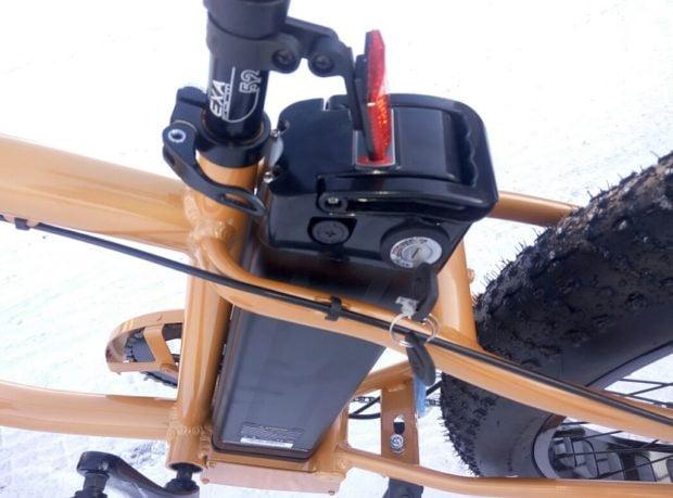 Аккумулятор электро фэтбайка фото