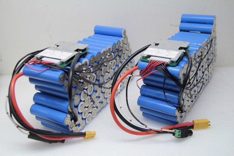 Сборка литиевого аккумулятора фото